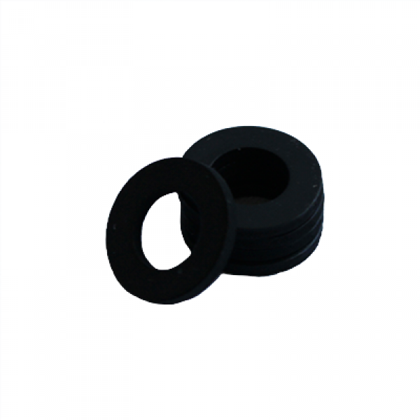 Flat Washer - 0.156 ID, 0.750 OD, 0.125 Thick, Rubber - Flat Washers