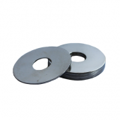 Fender Washer - 0.218 ID, 1.000 OD, 0.062 Thick, Stainless - 316
