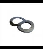 Wave Washer - 0.470 ID, 0.700 OD, 0.013 Thick, Beryllium Copper