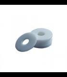 Flat Washer - 0.000 ID, 0.102 OD, 0.030 Thick, Acetal - POM