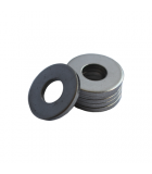 Flat Washer - 0.056 ID, 0.106 OD, 0.015 Thick, Stainless - 400 Series
